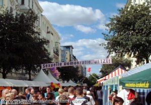 Lesbischschwules Stadtfest