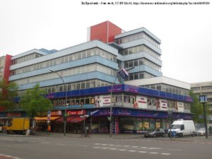 Kuerfuerstenstraße Ecke Potsdamerstrasse