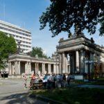 Foto Kolonaden am Kleistpark, Potsdamer Straße, (c) Gerhard Haug, Berlin